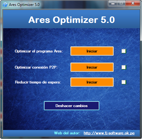 Ares Optimizer 5.0