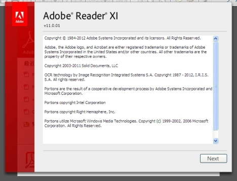 Descargar Adobe Reader XI