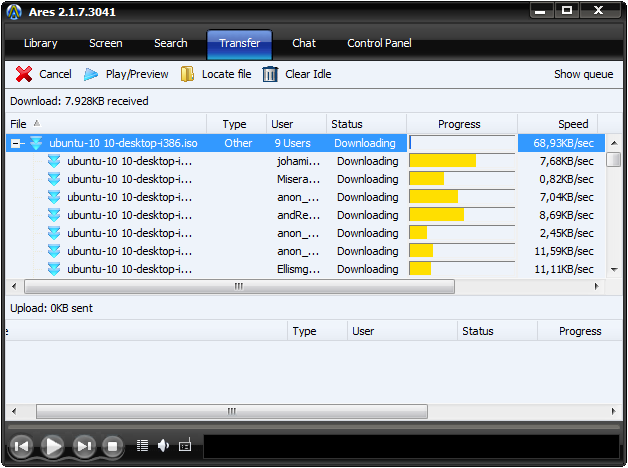 Ares 2.2.4