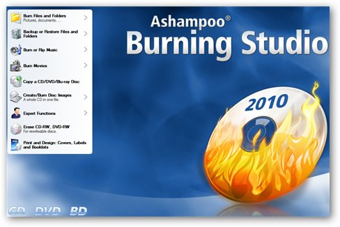 Ashampoo Burning